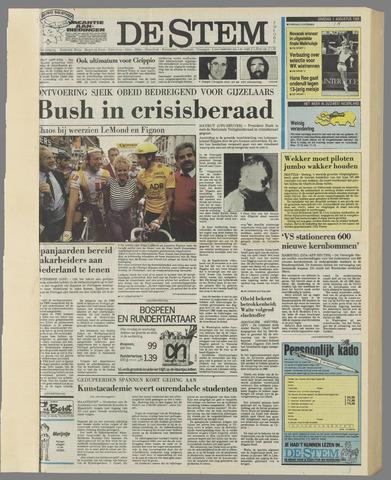 de Stem 1989-08-01