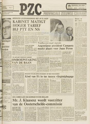 Provinciale Zeeuwse Courant 1973-07-14
