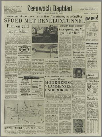 Zeeuwsch Dagblad 1961-08-19