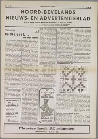 Noord-Bevelands Nieuws- en advertentieblad 1974-06-20