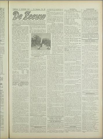 De Zeeuw. Christelijk-historisch nieuwsblad voor Zeeland 1943-01-15