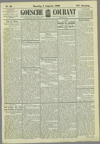 Goessche Courant 1930-08-04