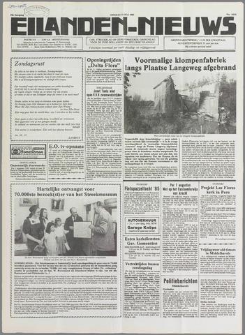 Eilanden-nieuws. Christelijk streekblad op gereformeerde grondslag 1985-07-30