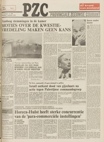 Provinciale Zeeuwse Courant 1974-09-05