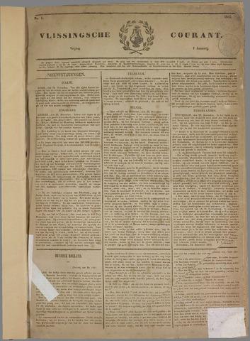Vlissingse Courant 1847
