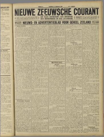 Nieuwe Zeeuwsche Courant 1926-02-23