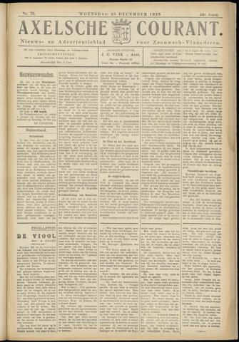 Axelsche Courant 1938-12-28