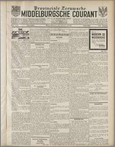 Middelburgsche Courant 1930-07-21