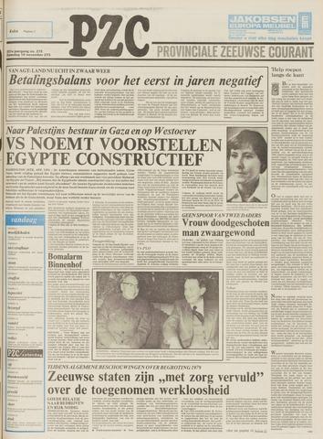 Provinciale Zeeuwse Courant 1978-11-18
