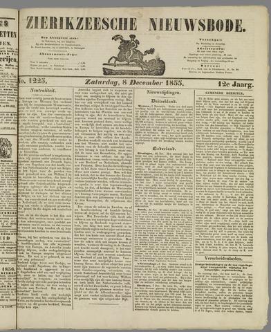 Zierikzeesche Nieuwsbode 1855-12-08