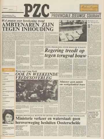 Provinciale Zeeuwse Courant 1978-09-08