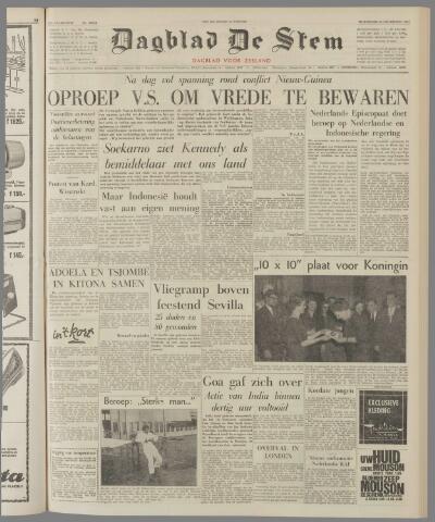 de Stem 1961-12-20
