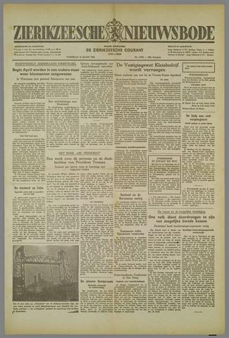 Zierikzeesche Nieuwsbode 1952-03-19