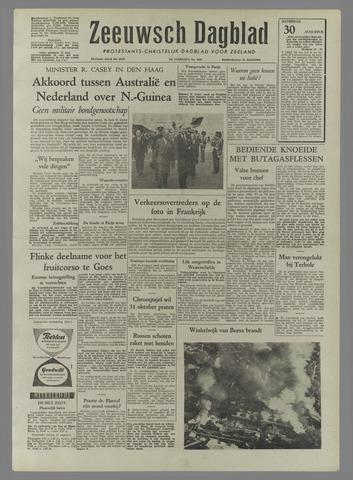 Zeeuwsch Dagblad 1958-08-30