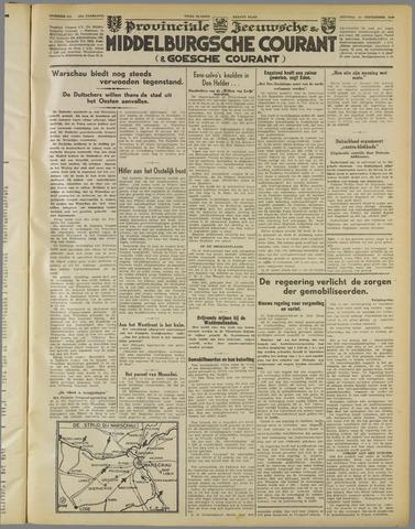Middelburgsche Courant 1939-09-12