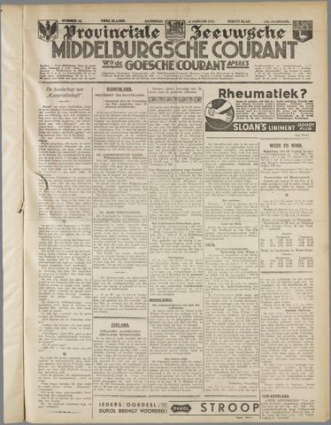 Middelburgsche Courant 1933-01-14