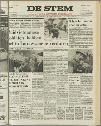 de Stem 1971-03-22