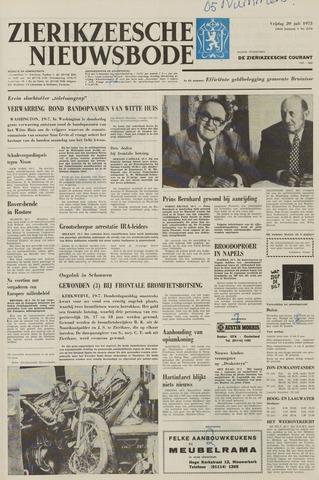 Zierikzeesche Nieuwsbode 1973-07-20