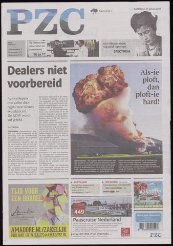Provinciale Zeeuwse Courant 2014-01-11