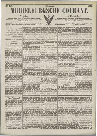 Middelburgsche Courant 1899-12-15