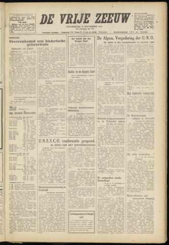 de Vrije Zeeuw 1946-11-21