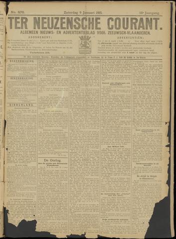Ter Neuzensche Courant. Algemeen Nieuws- en Advertentieblad voor Zeeuwsch-Vlaanderen / Neuzensche Courant ... (idem) / (Algemeen) nieuws en advertentieblad voor Zeeuwsch-Vlaanderen 1915-09-01