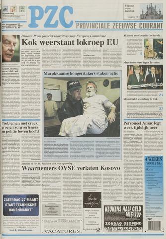 Provinciale Zeeuwse Courant 1999-03-20