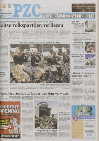 Provinciale Zeeuwse Courant 2005-09-19