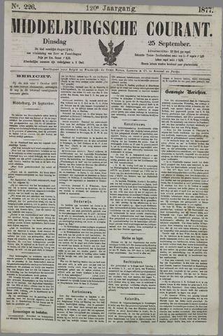 Middelburgsche Courant 1877-09-25