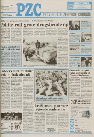 Provinciale Zeeuwse Courant 1991-04-10