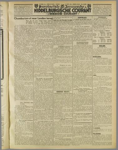 Middelburgsche Courant 1938-09-16