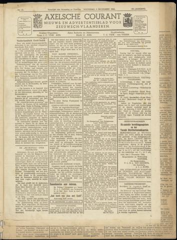 Axelsche Courant 1945-12-05