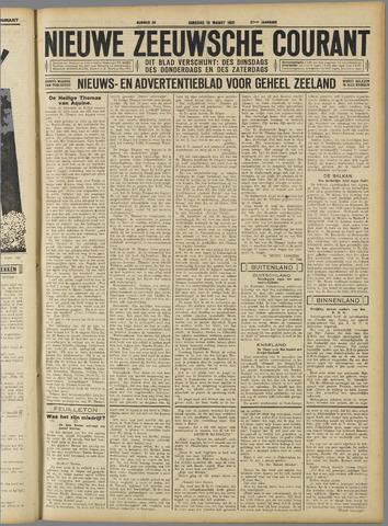 Nieuwe Zeeuwsche Courant 1931-03-10