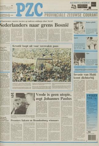 Provinciale Zeeuwse Courant 1994-09-12