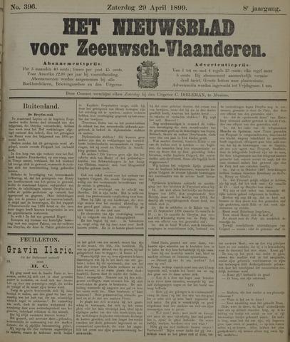 Nieuwsblad voor Zeeuwsch-Vlaanderen 1899-04-29