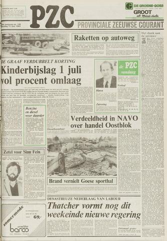 Provinciale Zeeuwse Courant 1983-06-11