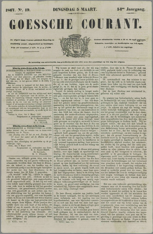 Goessche Courant 1867-03-05