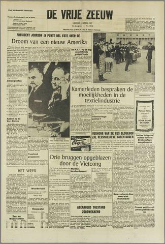 de Vrije Zeeuw 1967-04-14