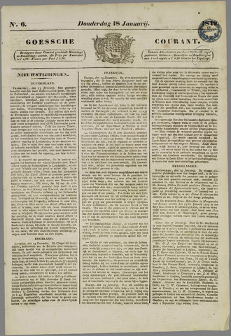 Goessche Courant 1849-01-18