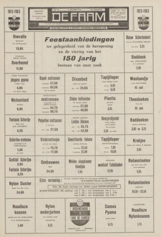 de Faam en de Faam/de Vlissinger 1963-10-04