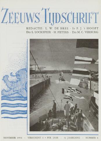 Zeeuws Tijdschrift 1954-11-01