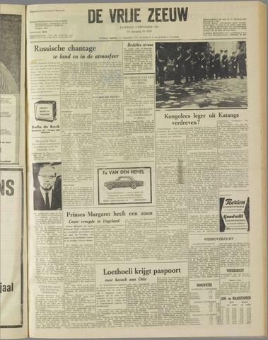 de Vrije Zeeuw 1961-11-04