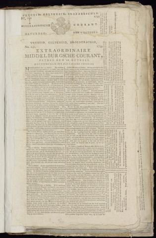 Middelburgsche Courant 1799-10-18