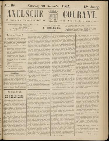 Axelsche Courant 1902-11-29
