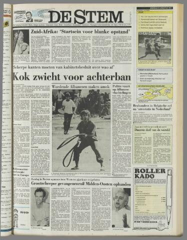de Stem 1991-08-12