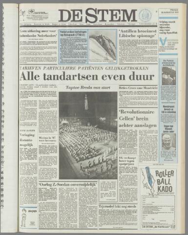 de Stem 1986-08-22