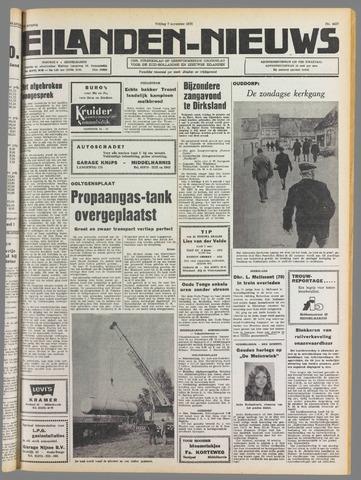 Eilanden-nieuws. Christelijk streekblad op gereformeerde grondslag 1975-11-07