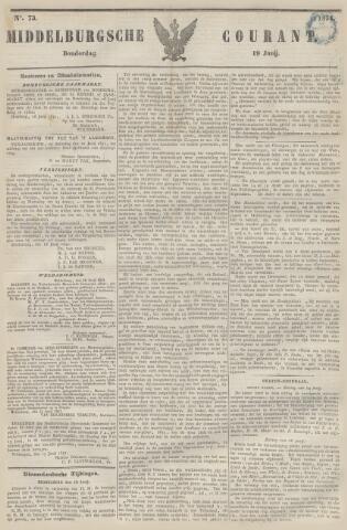 Middelburgsche Courant 1851-06-19
