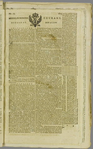 Middelburgsche Courant 1805-06-18