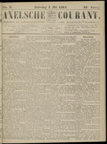 Axelsche Courant 1919-05-03
